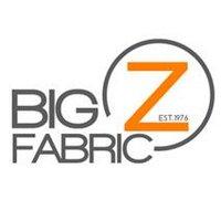 Big Z Fabric (@BigZFabric) Twitter profile photo