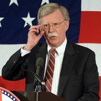 John Bolton (@AmbJohnBolton )