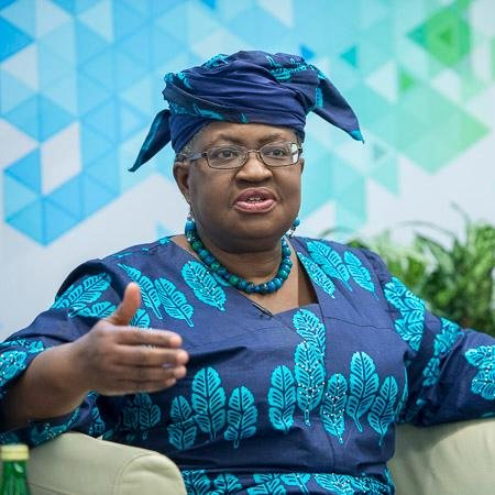 "Ngozi Okonjo-Iweala on Twitter: ""Thank you Mr President @MBuhari for these wonderful words of support. I am humbled by your encouragement and that of all Nigerians. We shall push to make this"