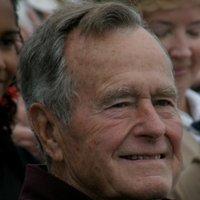George Bush (@GeorgeHWBush )