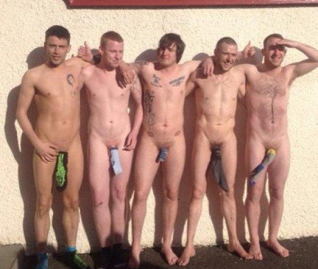 Naked College Frat Boys