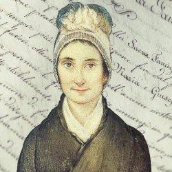 blažena Leopoldina Naudet - devica in ustanoviteljica