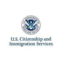 USCIS (@USCIS) Twitter profile photo