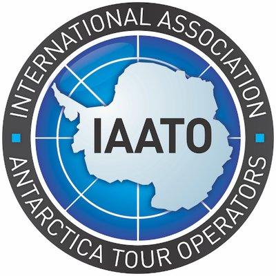 Logo della IAATO - Viaggio in Antartide