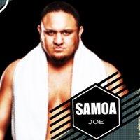 Samoa Joe (@SamoaJoe )