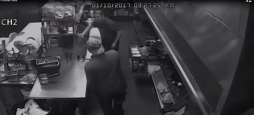 Winter Haven restaurant owners survive meat cleaver attack by employee