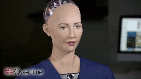 Humanoid robot 'Sophia' puts the moves on 60 Minutes correspondent Charlie Rose