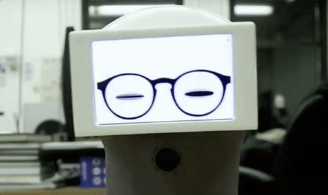 Meet 'Peeqo,' the DIY robot that communicates via GIF