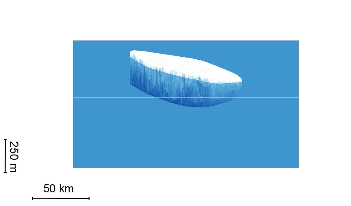 All eyes on Antarctica's #LarsenC ice shelf