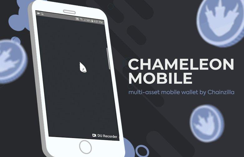 Image for the Tweet beginning: Chameleon is a multi asset
