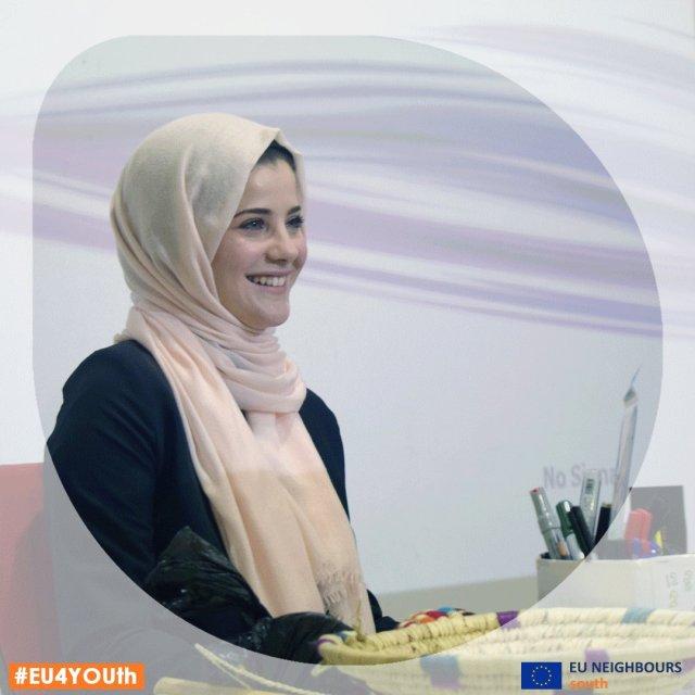 Happy women's day! @Najla_Missalati @Shecodes2018 @expertisefrance