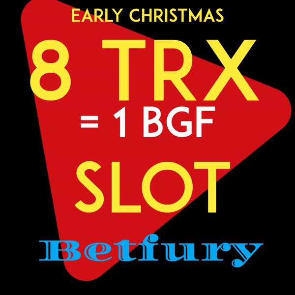#giveaway   100 $TRX reward 1 random winner   Rules:   Follow me n @betfury_io  ... 1