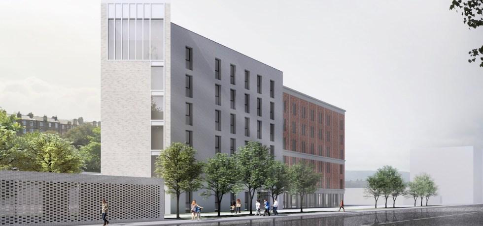 Proposed PBSA scheme in Edinburgh - Turley | PBSA News