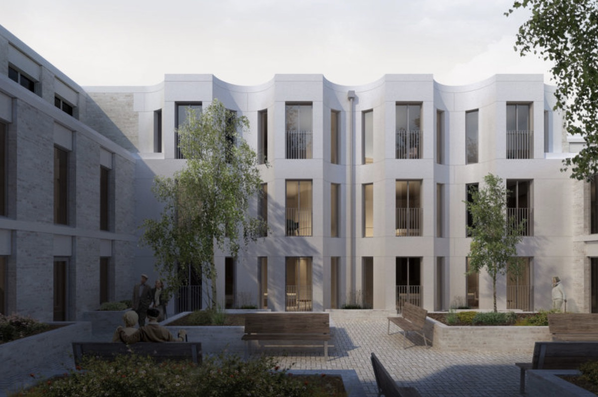 Purpose-built student accommodation in Craigmillar, Edinburgh - 3DReid | PBSA News