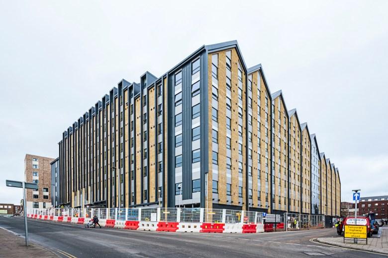 The Depot purpose-built student accommodation scheme, Exeter - Fresh | PBSA News