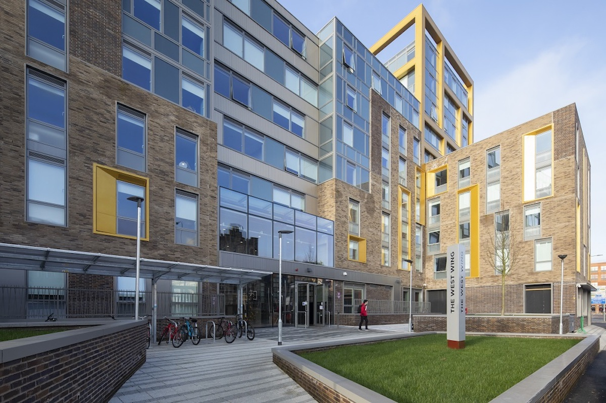 The West Wing purpose-built student accommodation scheme, Cardiff - Fresh | PBSA News