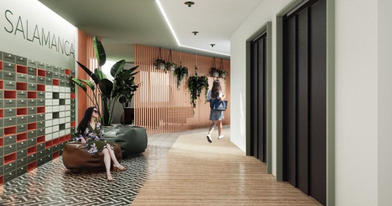 Inside Salamanca's purpose-built student accommodation - Harrison Street | PBSA News