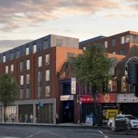 Bradbury Place purpose-built student accommodation scheme - Elkstone Partners | PBSA News