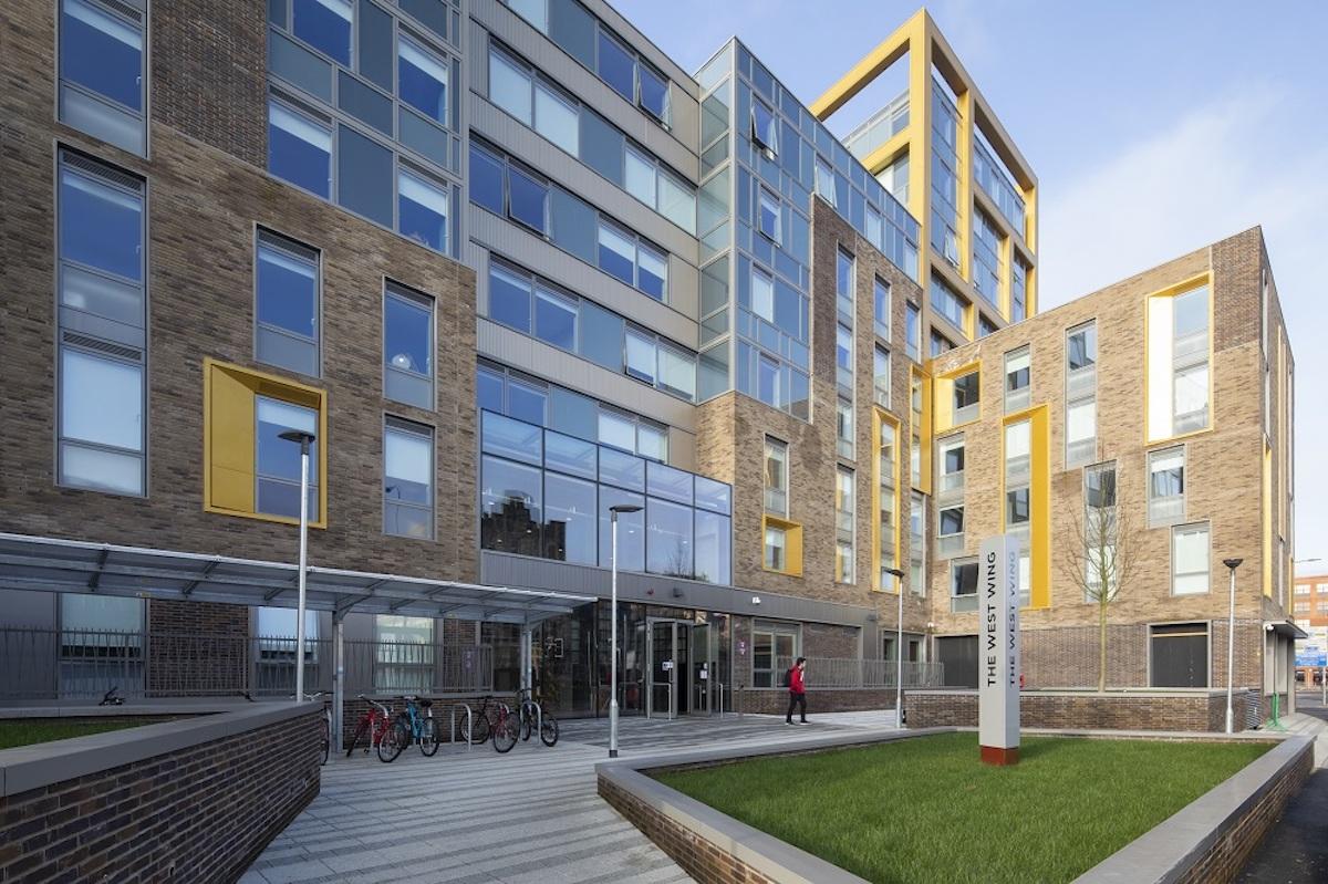 The West Wing PBSA building, Cardiff - Fresh | PBSA News