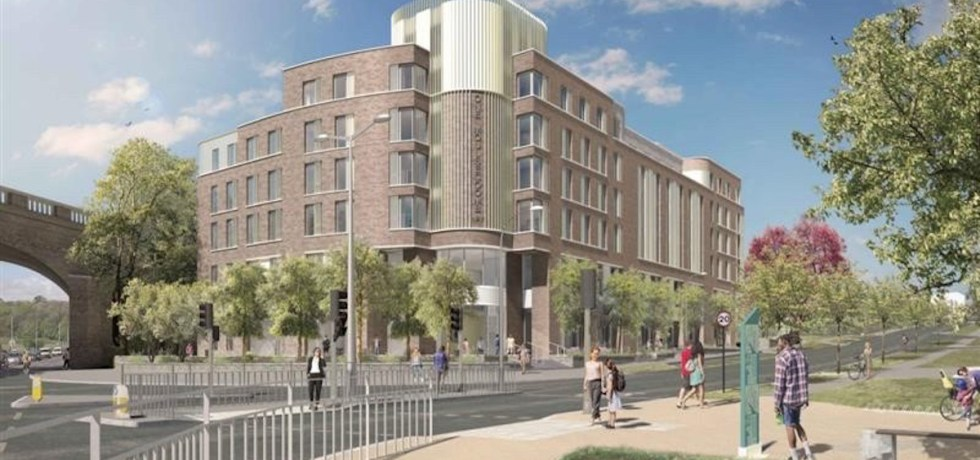 Hillfort House purpose-built student accommodation scheme, Brighton - Cheyne Capital | PBSA News