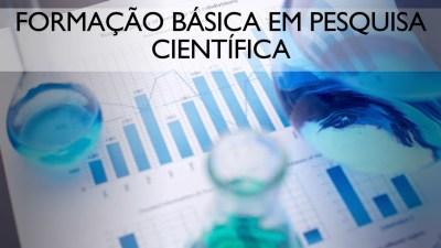 FORMAÇÃO BÁSICA EM PESQUISA CLÍNICA