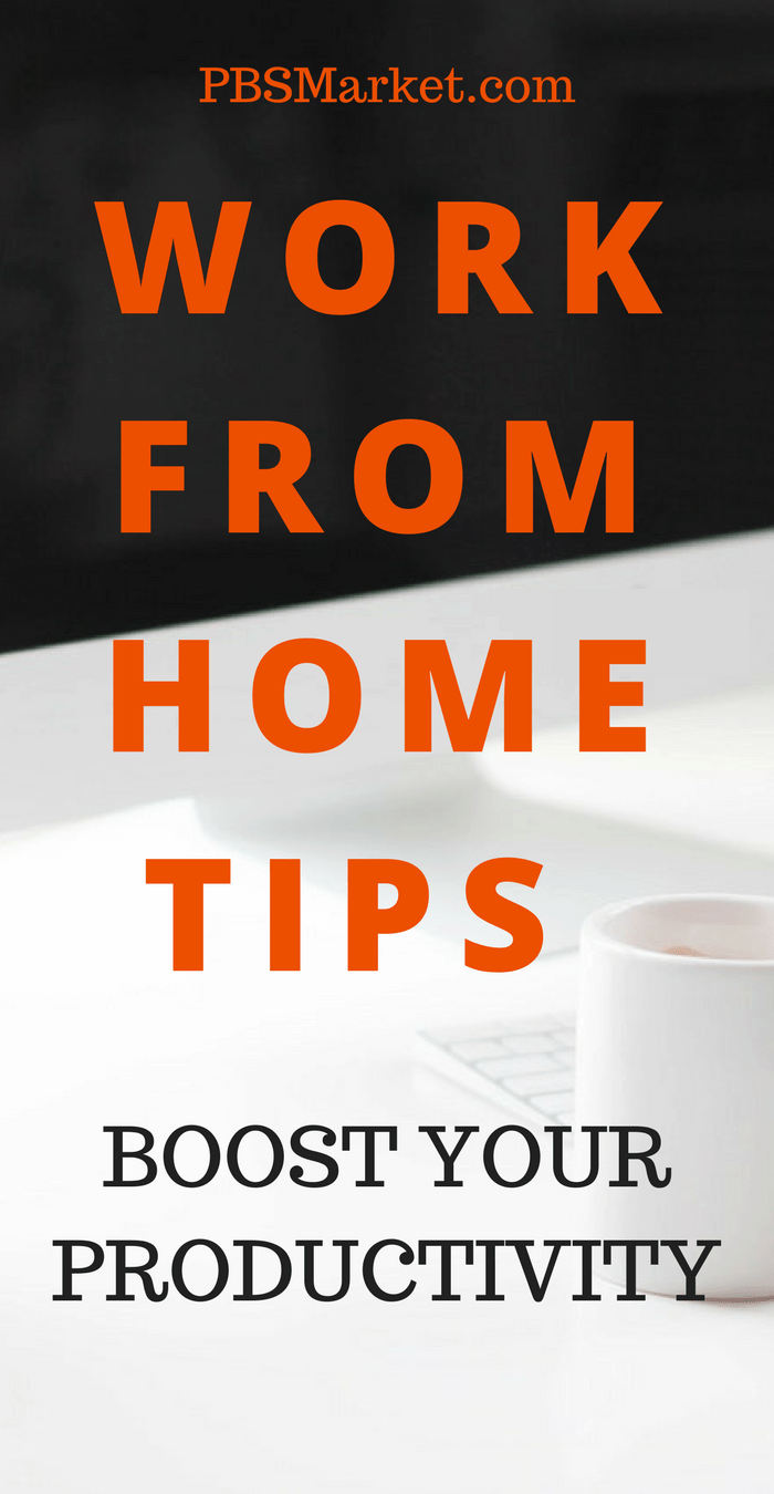 Work From Home Tips - Give Your Productivity a Boost - PBS Market Work From Home Tips on job tips, facebook tips, at work safety tips, blogging tips, online tips, design tips, home appliance tips, healthy eating tips, relationships tips, fundraising tips, insurance tips, skin care tips, dating tips, clean home tips, fitness tips, work in cold weather tips, diet tips, technology tips, public speaking tips, work health tips, medical tips, training tips, real estate tips, home business tips, internet marketing tips, research tips, mortgage tips, business startup tips, advertising tips, weight loss tips, nursing tips, beauty tips,