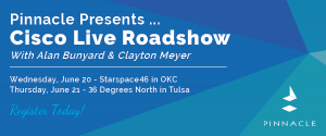 Cisco Live Roadshow
