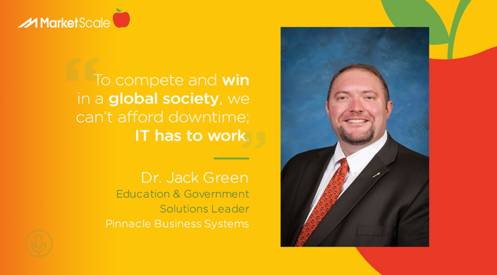 IT in the classroom with Jack Green podcast