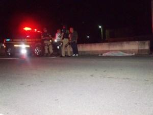 Até o momento, as autoridades policiais não souberam informar de onde seria a vítima