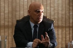 O ministro da Justiça, Alexandre de Moraes