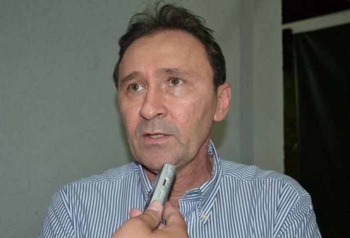 Secretário de Infraestrutura do Estado, Deusdete Queiroga – (Foto: Divulgação)