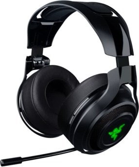 Razer ManO'war Wireless - Gaming Headset - Windows PS4 MAC - Black Friday 2017