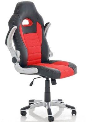 Clp Gaming stoel JOHN Racing gaming bureaustoel rood
