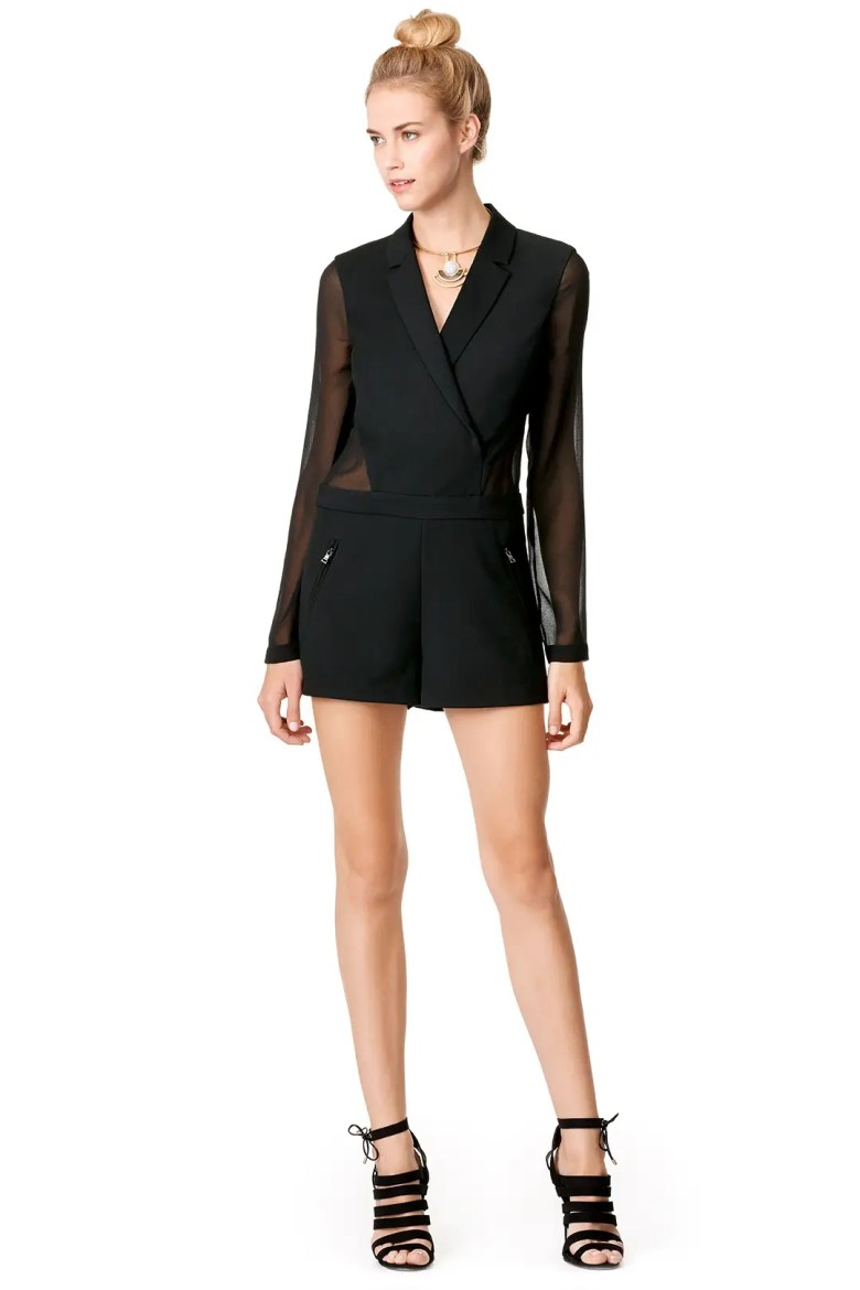 Summer Outfit: BCBG Max Azria 'Turner' Romper