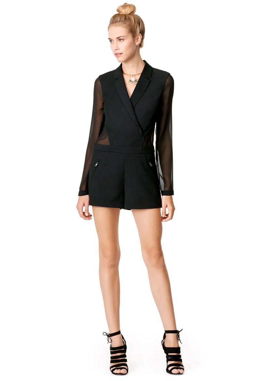 Summer Outfit: BCBG Max Azria 'Turner' Romper