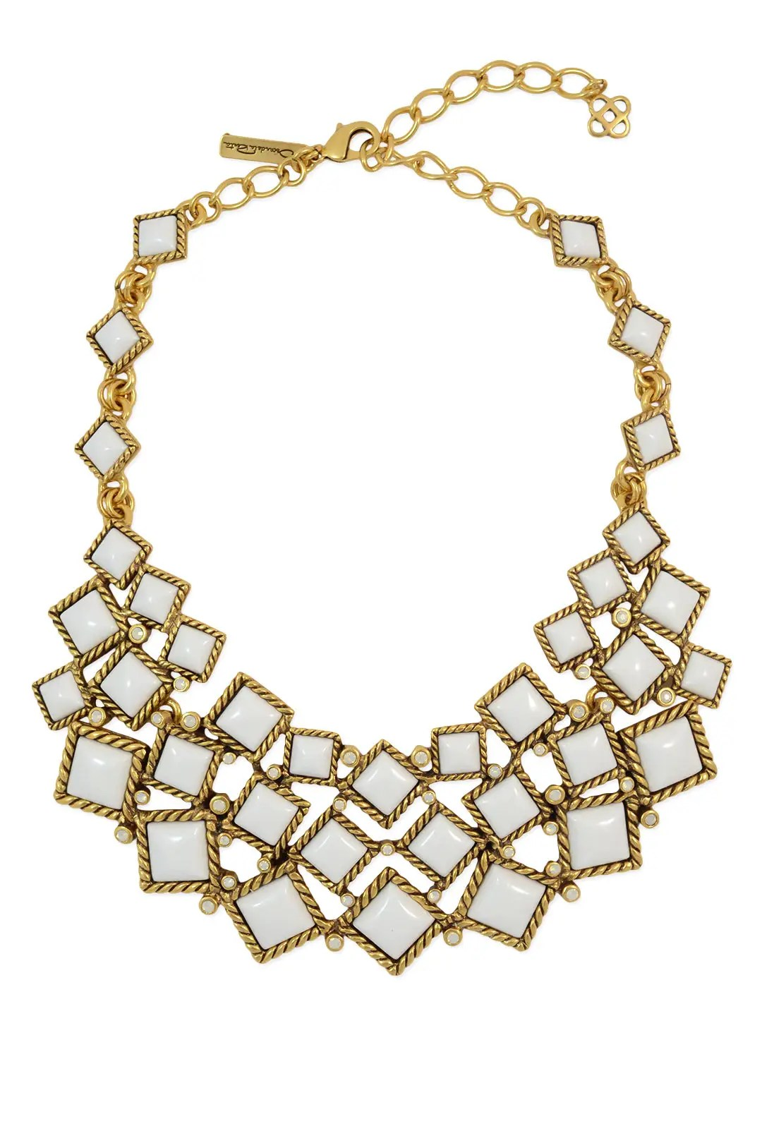 Rent the Runway Presents Oscar de la Renta Jewelry