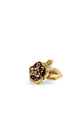 Oscar de la Renta Botanical Ring