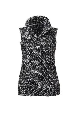 Rebecca Taylor Trace Tweed Vest