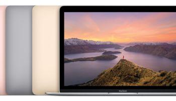 MacBookに新色ローズゴールド登場