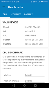 Geekbench Android