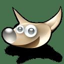GIMPのマスコットの名前はwilber(ウィルバー)