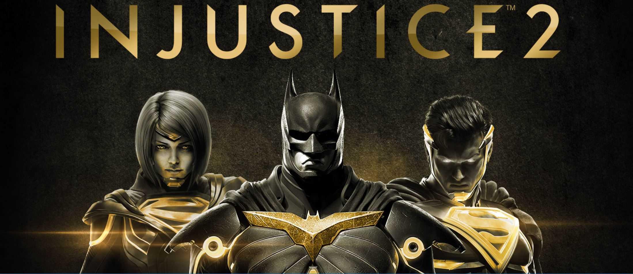 Warner Bros Annuncia Injustice 2 Legendary Edition PC