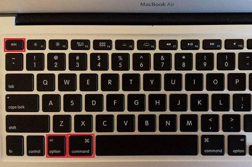 How to Control Alt Delete on Mac