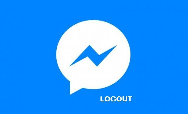 How to Logout of Messenger