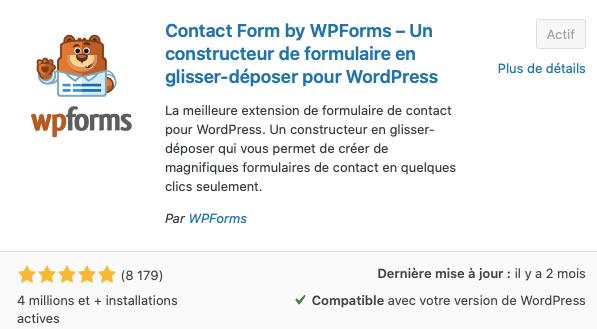 plugin wordpress wp forms indispensable