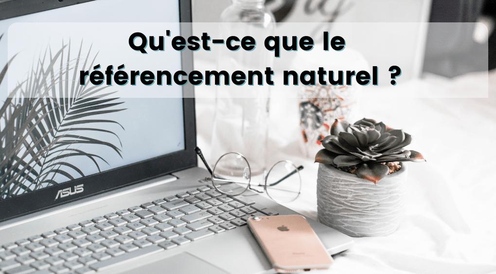 qu'est-ce que le referencement naturel ?