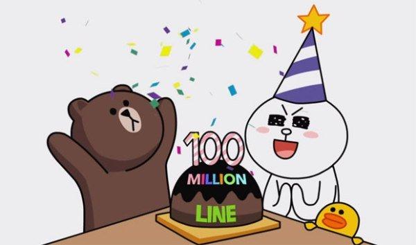 line100million