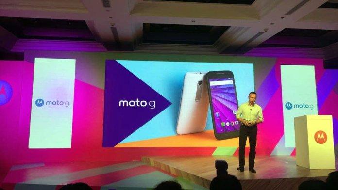 Motorola 3rd Gen Moto G