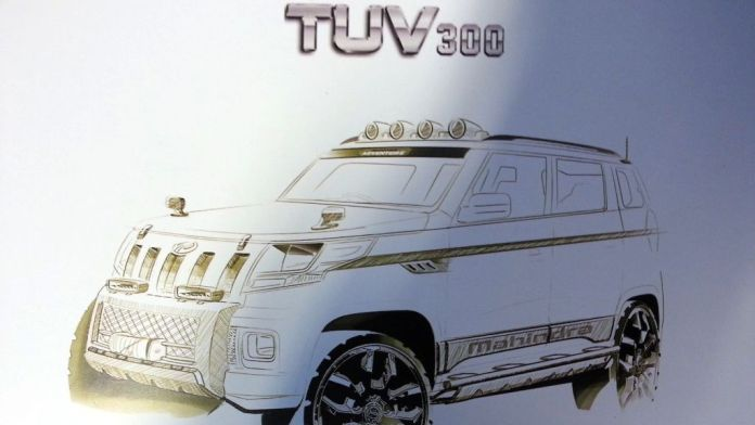 Mahindra-TUV300