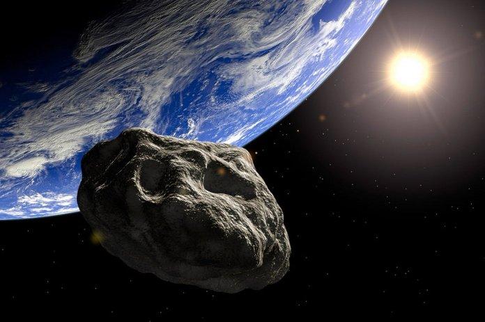 Asteroid UW-158